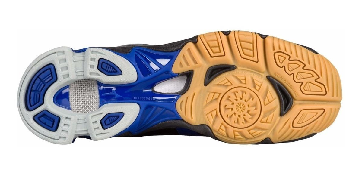 zapatillas voleibol mizuno mujer voley 5-1