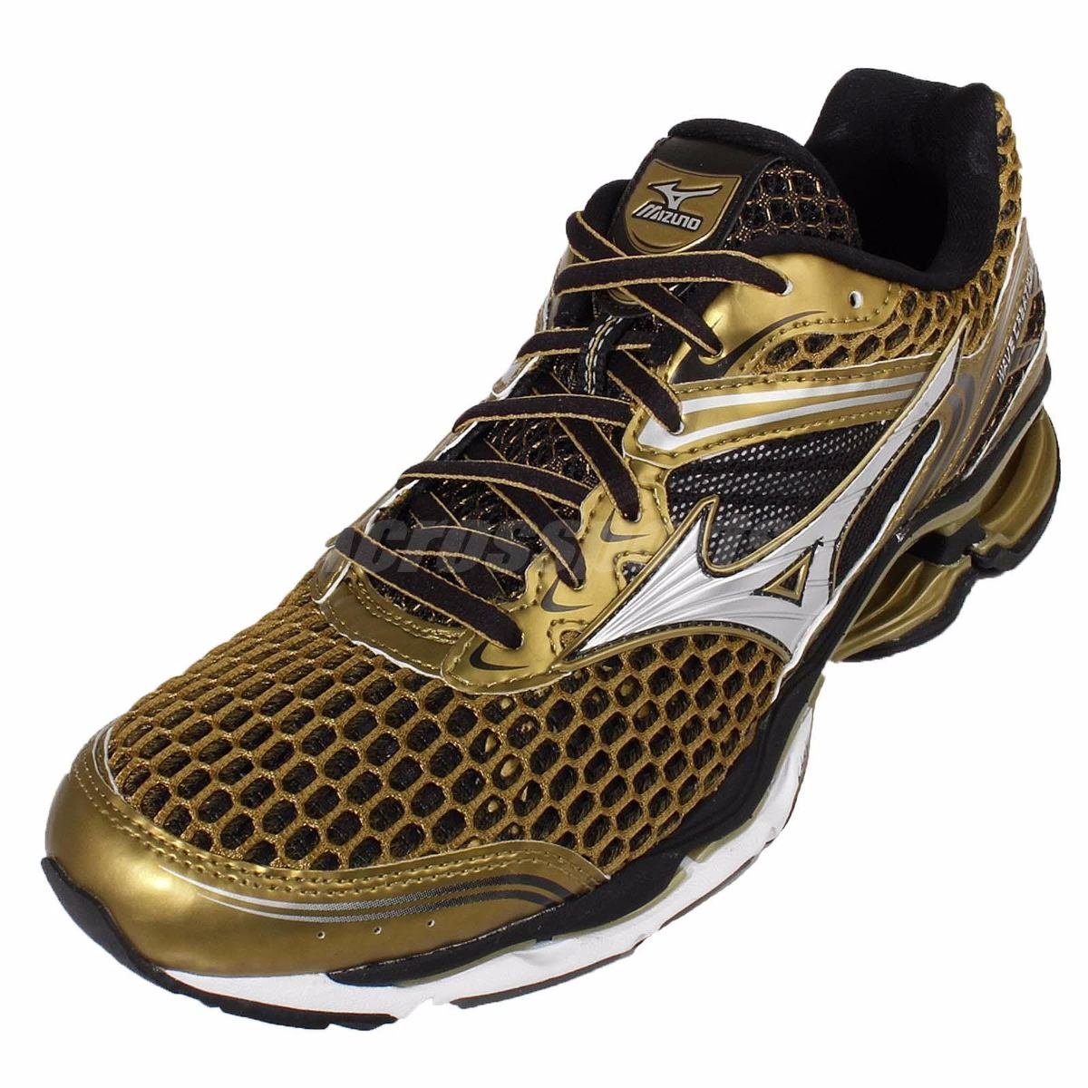 mizuno wave creation 17 original golden run ediçao limitada. Carregando  zoom. 1b69325ad222d
