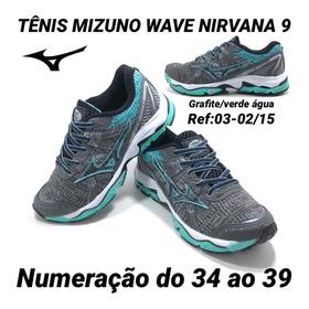 Mizuno Wave Nirvana 9