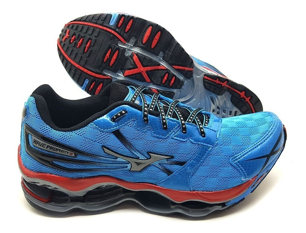 new products 10f79 7a498 Mizuno Wave Prophecy 2 Original Promoção Pronta Entrega