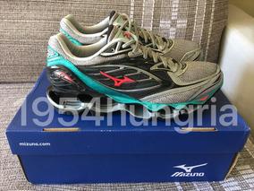 b2b8d3bec7 Mizuno Wave Nirvana 8 N 40 Raro Novo Na Caixa Running - Tênis no Mercado  Livre Brasil