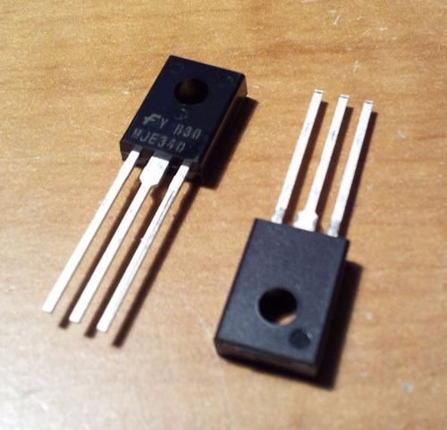 mje 340 | mje340 original ( pacote com 10 peças )