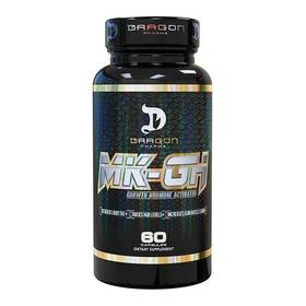 Mk Gh (mk677) 60 Caps - Dragon Pharma 100% Original Eua