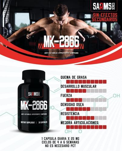 mk2866 (ostarina) sarm - distribuidor autorizado