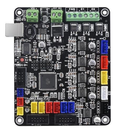 mks-base v1.4 placa base de impresora 3d