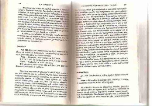 ml-2276 novo código penal brasileiro - vol. 4