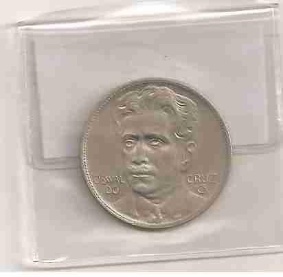 ml-3257 moeda brasil (400 réis) c/níquel 1937 v-150
