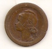 ml-3349 moeda portugal (5 centavos) 18mm 1924