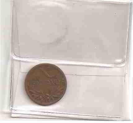 ml-3363 moeda portugal (x centavos) 16mm 1945