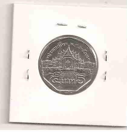 ml-4631 moeda tailândia 24mm