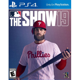 Mlb 19 The Show Ps4 Digitl Secund. / Gamerstore_pzo