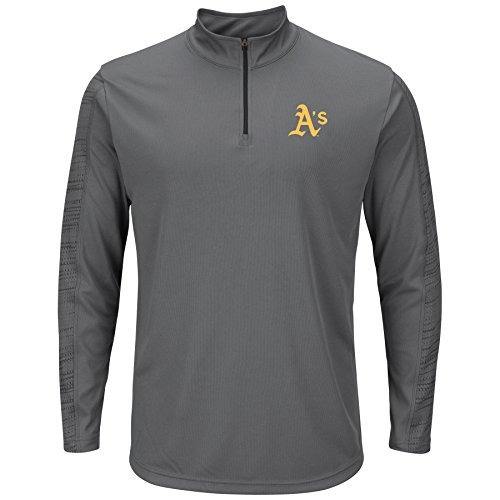 mlb oakland athletics men's laser-like focus tops, tormenta