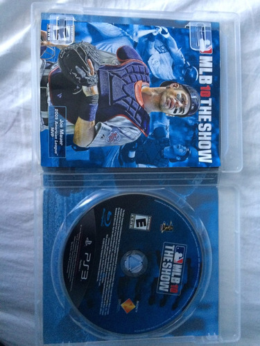 mlb the show 10 ps3