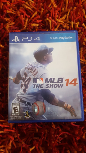 mlb the show 14 ps4