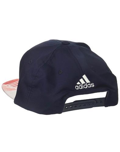 mls new england revolution gorra  adidas snapback unitalla