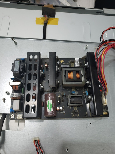 mlt668tl-vm fuente de poder televisión
