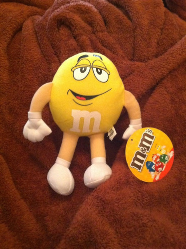 m&m amarillo chico