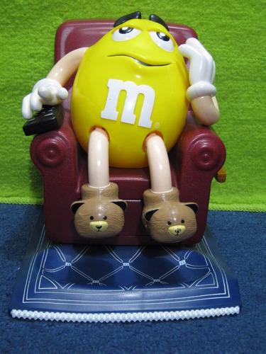 m&m - dispensador de dulces la z boy