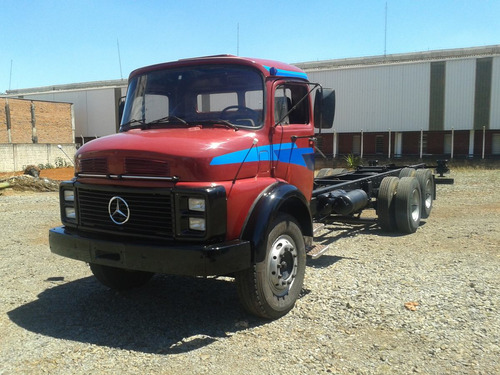 mmercede benz 1313 truck chassi