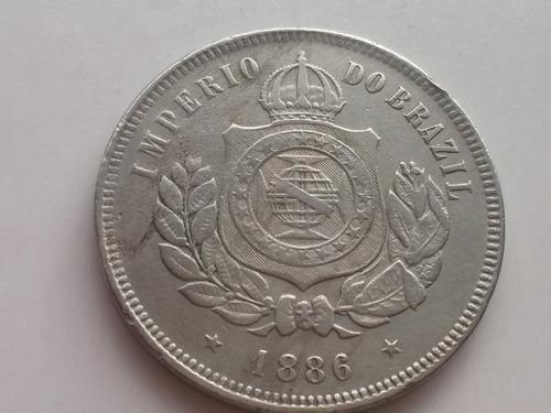 mn12= moeda 200 réis 1886 niquel