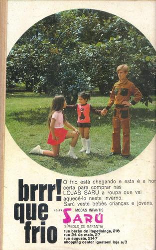 mônica nº 28 - ed. abril original de agosto/1972