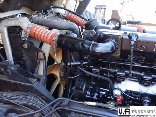 mão de obra de adaptação de motor axor em vw 19370 ,25370