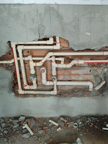 mão de obra de hidráulica