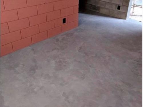 mão de obra especializada em cimento queimado e vendas