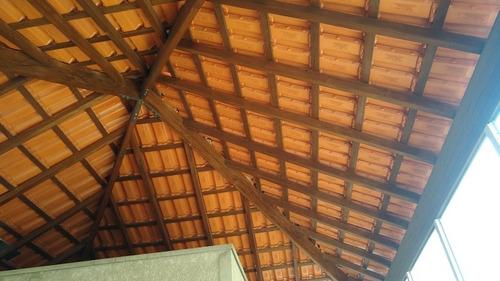 mão de obra especializada em telhados