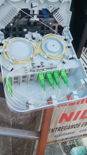 mão de obra técnica fibra óptica