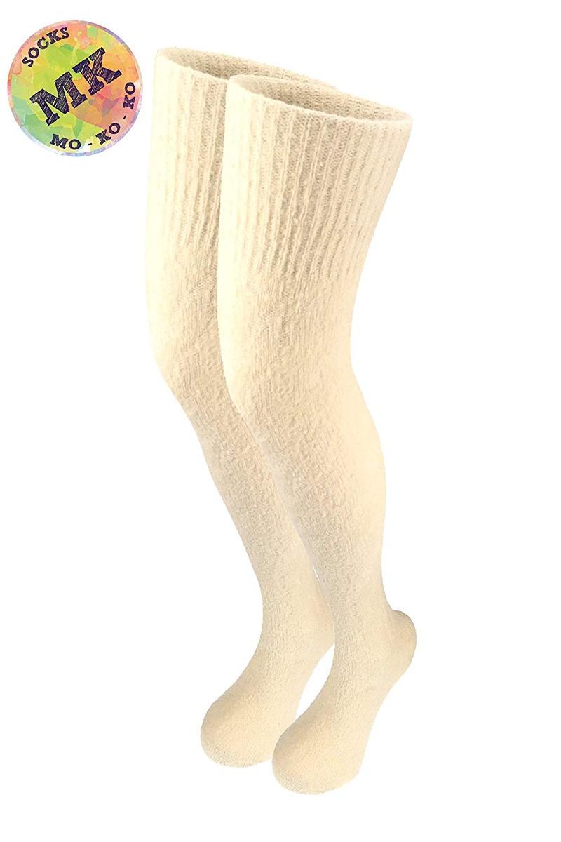 Mo-ko-ko - Calcetines De Lana Merino Para Mujer - 6-10 - $ 17.999 en ...