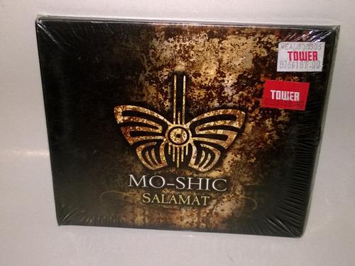 mo-shic - salamat ed especial 2cds original nuevo cerrado