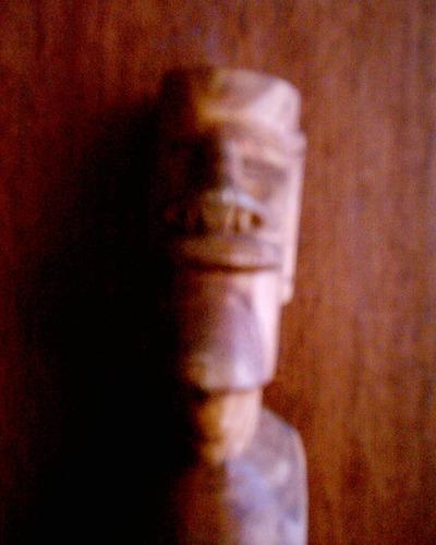 moai de la isla de pascua rapa nui  excelente estado