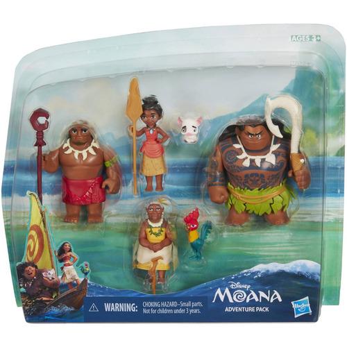 moana playset adventure pack original