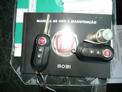 mobi 1.0 firefly flex 2018, completo, único dono