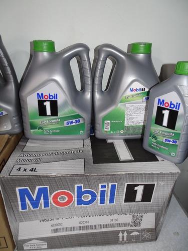 mobil 1 5w30 esp con filtro de partículas litros y galones