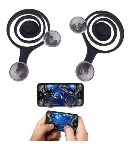 mobile joystick palanca celular android iphone universal 2pz