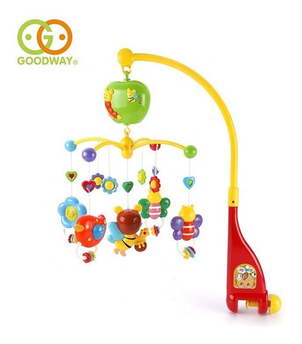 mobile little bee musical goodway 6918 abejitas
