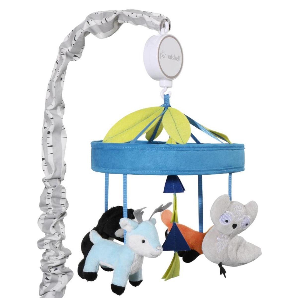 1801d14c2 Mobile Musical Para Bebe The Peanutshell meloni Tutito -   20.000 en ...