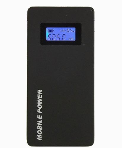 mobile power ps101a 6.000 mah cargador de batería externo p