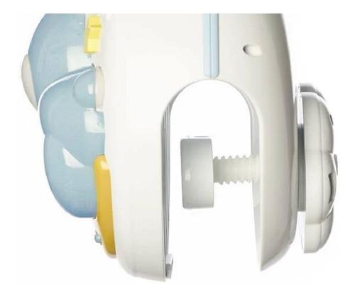 móbile projetor musical next2moon 3 em 1 azul (0m+) - chicco