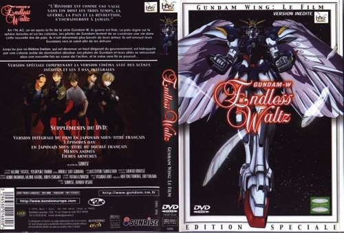 mobile suit gundam wing-endless waltz