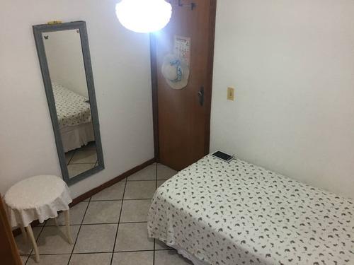 mobiliado 3 dormitórios meia praia - 282