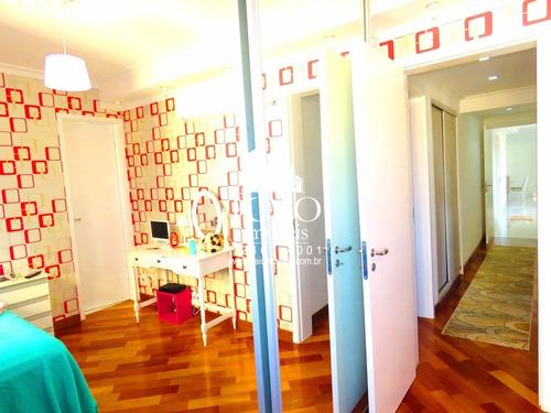 mobiliado apartamento condomínio solon guarulhos com 182m²