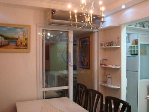 mobiliado, com terraco gourmet na r.borges lagoa, ao lado metro sta.cruz - l-649