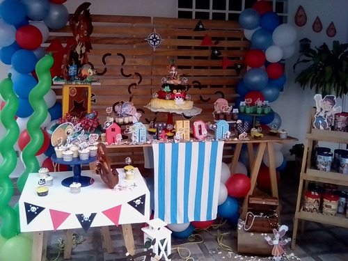 mobiliario candy bar - decoración - estación de bebidas