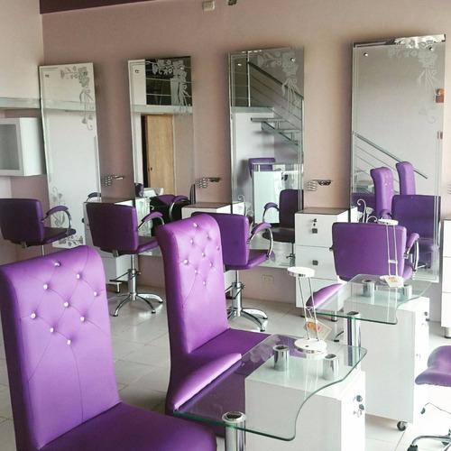 mobiliario de peluquerías  manicure  & pedicure