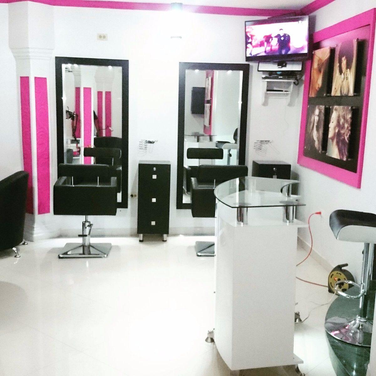 Mobiliario de peluquer as peinadoras entamboradas bs 2 for Salones de peluqueria decoracion fotos