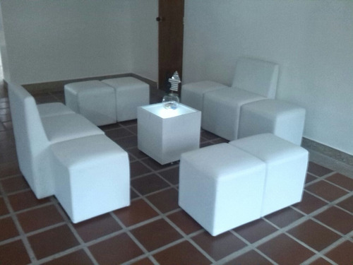 mobiliario lounge puff