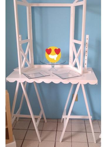 mobiliario para candy bar